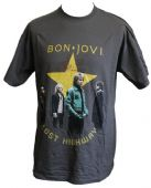 Bon Jovi - 'Lost Highway Group Star' T.Shirt